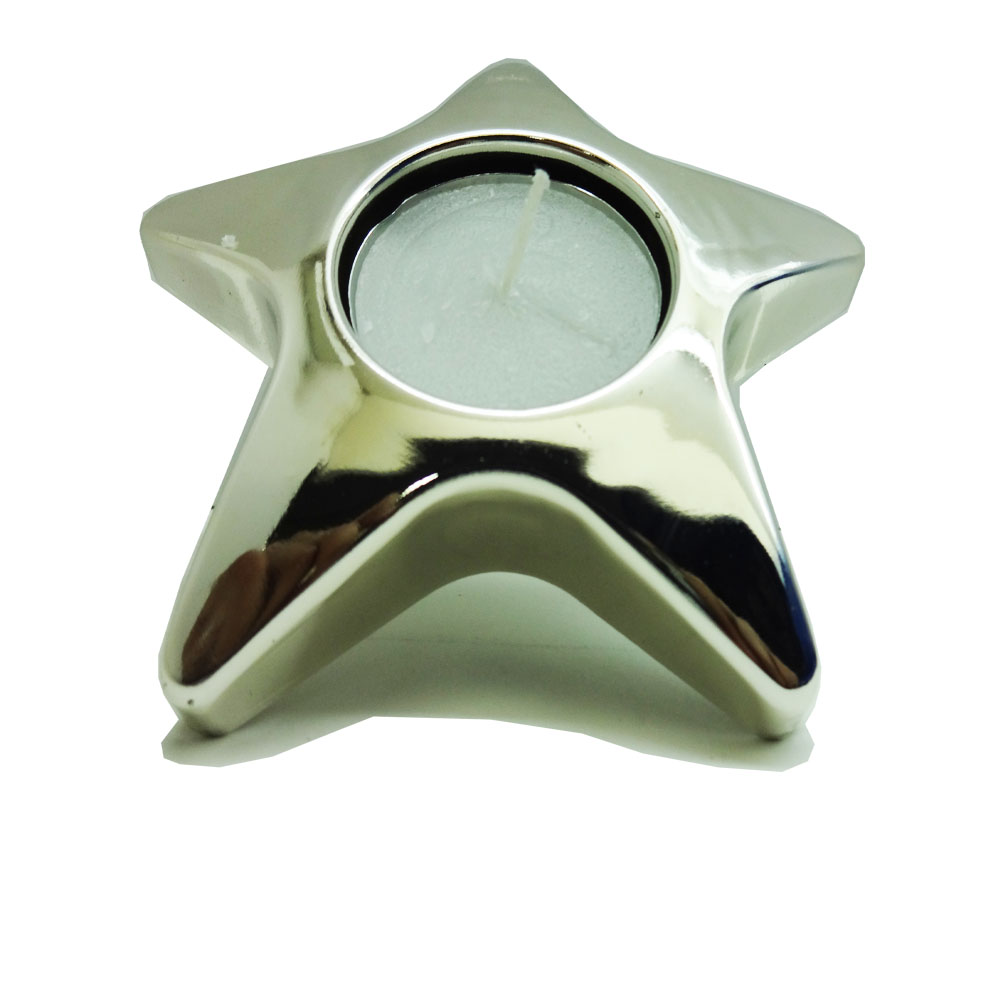 Dipawli Wax Candle (Star Shape)