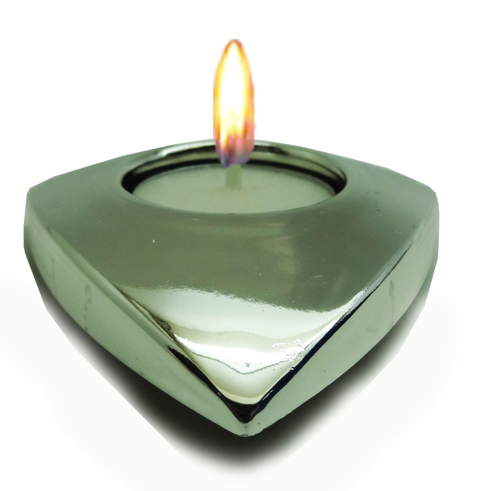 Dipawli Wax Candle (Triangular Shape)