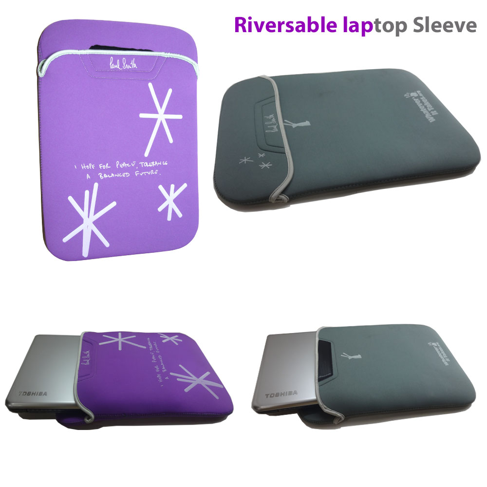 Reversable Laptop Sleeve
