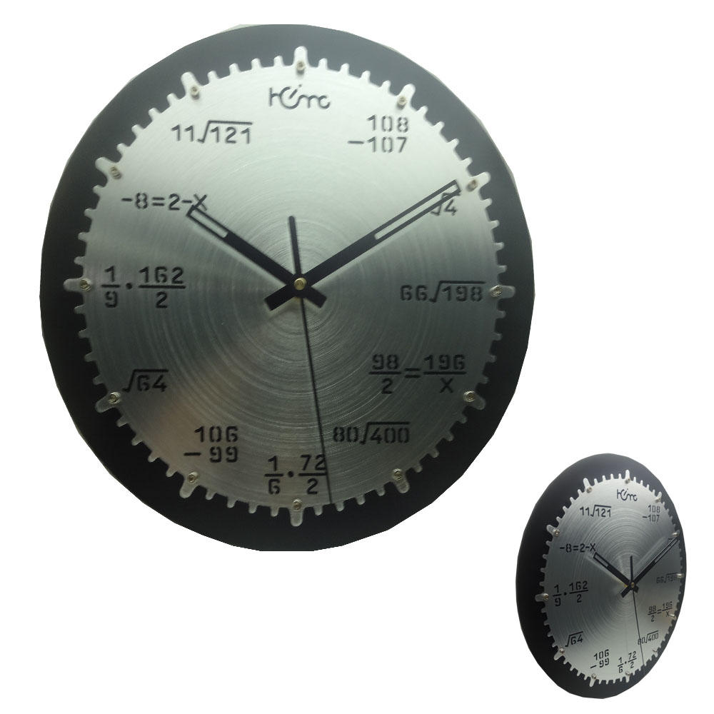 ARCHIMEDES-01 WALL CLOCK