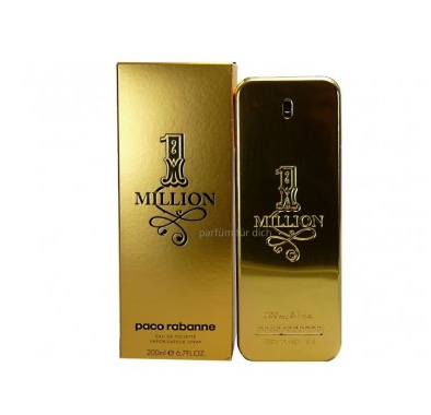 1 Million 200 ml By Paco Rabanne