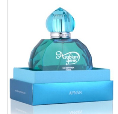 Afnan Arabian Gems Blue EDP For Men