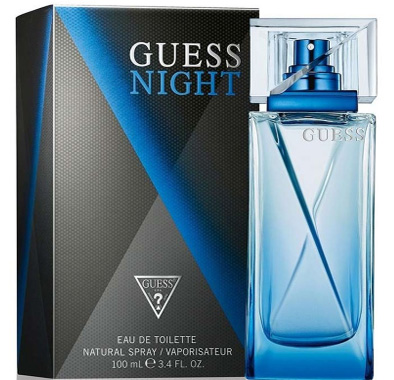 Guess Night EDT For Men Spray (100 ml)