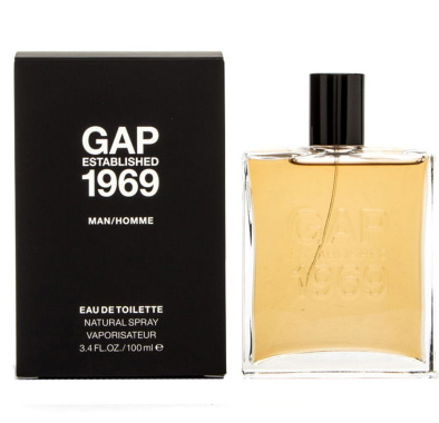 Gap Established 1969 Man Edt (100 ml)