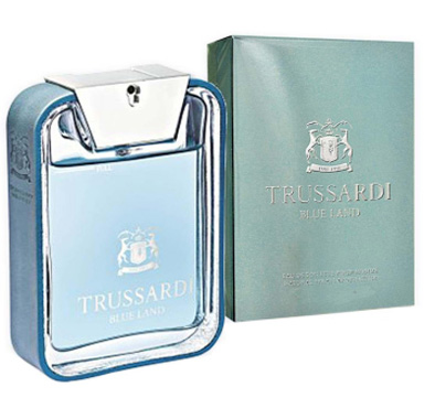 Trussardi Blue Land Edt Man (100 ml)