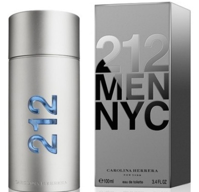 Carolina Herrera 212 Men NYC EDT (100 ml)