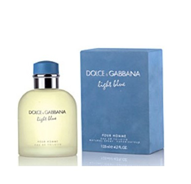Light Blue Pour Homme By Dolce & Gabbana 125 ml